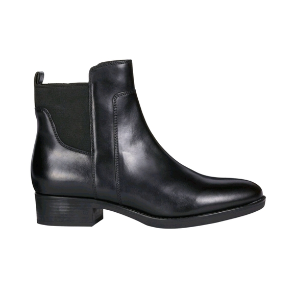 Geox ankle leather boots